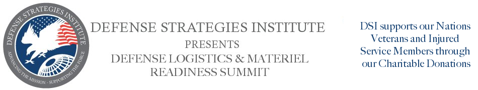 Defense Logistics & Materiel Readiness Symposium | DEFENSE STRATEGIES INSTITUTE